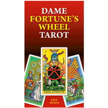 Load image into Gallery viewer, Dame Fortune's Wheel Tarot