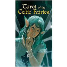 Load image into Gallery viewer, Tarot of the Celtic Fairies
