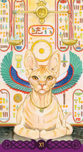 Load image into Gallery viewer, Tarot of Pagan Cats