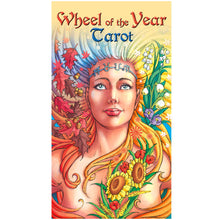 Load image into Gallery viewer, Wheel of the Year Tarot