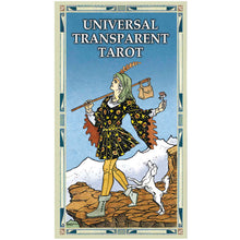 Load image into Gallery viewer, Universal Transparent Tarot