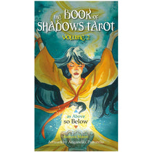 Load image into Gallery viewer, Book of Shadows Tarot: Volume 2 - So Below