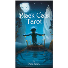 Load image into Gallery viewer, Black Cats Tarot