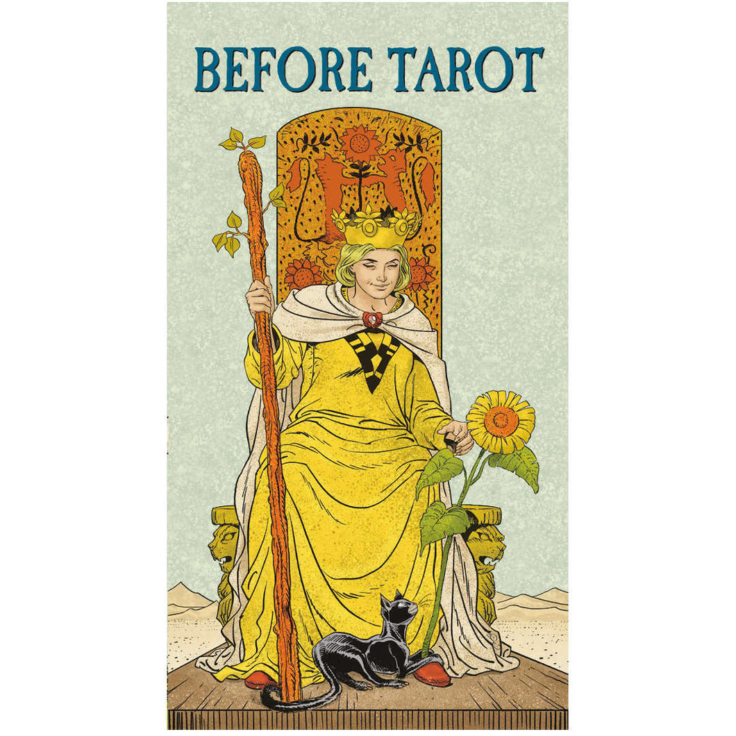 Before Tarot