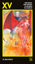 Load image into Gallery viewer, Erotic Tarot of Manara