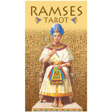 Load image into Gallery viewer, Ramses Tarot of Eternity