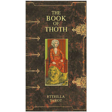 Load image into Gallery viewer, Etteilla: The Book of Thoth