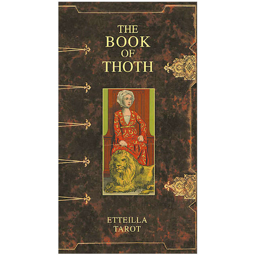 Etteilla: The Book of Thoth