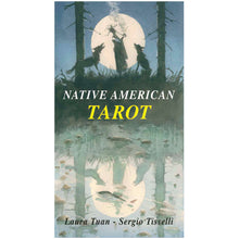 Load image into Gallery viewer, Native American Tarot