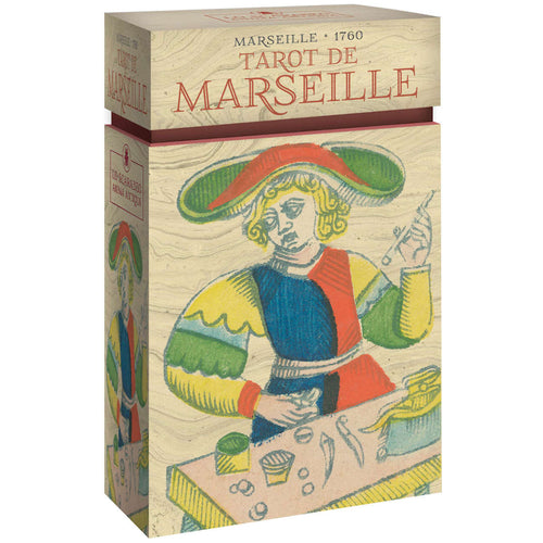 Tarot de Marseille - LIMITED EDITION