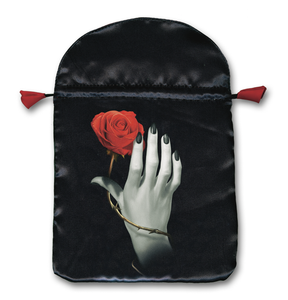 Rose Hand Tarot Bag