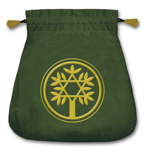 Celtic Tree Tarot Bag
