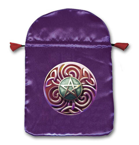 Magic Star Tarot Bag