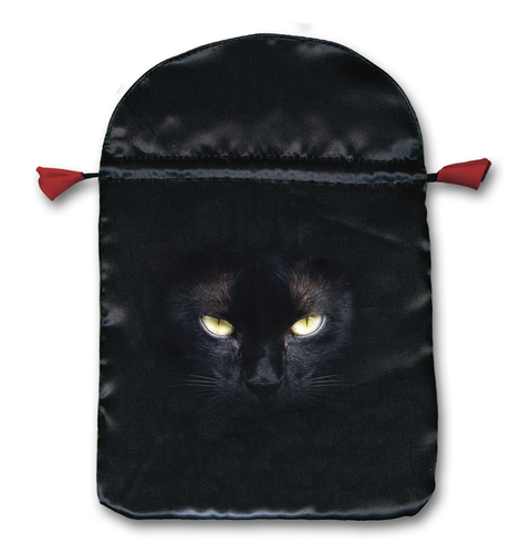 Black Cat Tarot Bag