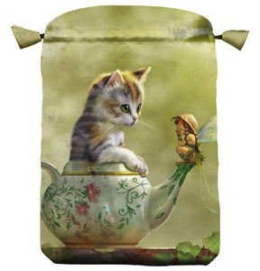 Fantasy Cats Tarot Bag