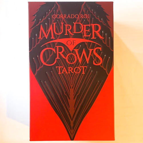 The Murder of Crows Tarot - Limited Edition