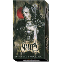 Load image into Gallery viewer, Malefic Time Tarot