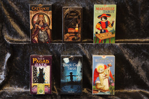 The Ultimate Cat Tarot Gift Set for Cat Lovers