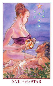 Sexual Magic Tarot - MINI