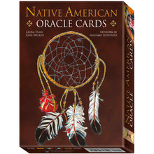 Load image into Gallery viewer, Native American Oracle Cards