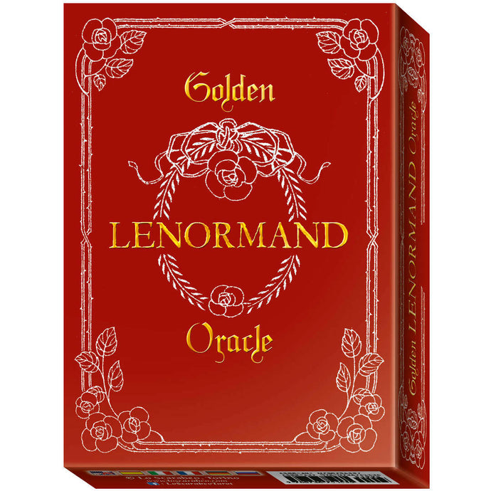 Golden Lenormand Oracle - GOLD