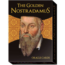 Load image into Gallery viewer, The Golden Nostradamus Oracle - GOLD