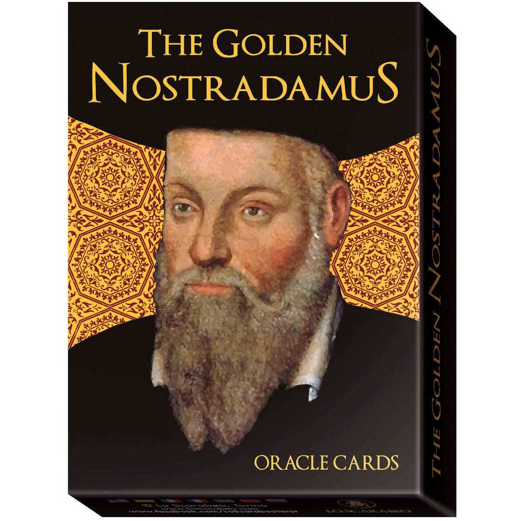The Golden Nostradamus Oracle - GOLD
