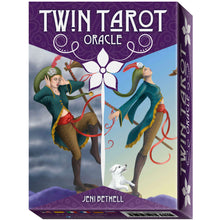 Load image into Gallery viewer, Twin Tarot Oracle