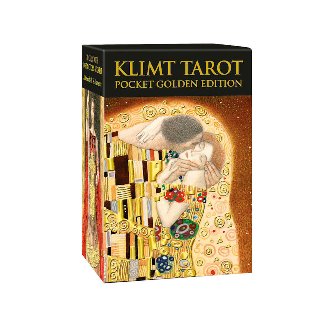 Klimt Tarot - MINI + GOLD