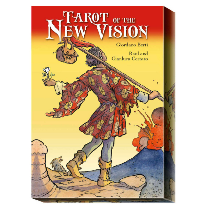 Tarot of the New Vision Kit