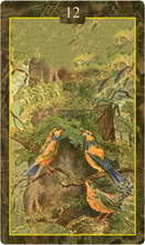 Load image into Gallery viewer, Lenormand Oracle Cards