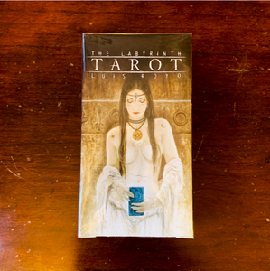 The Labyrinth Tarot - First Edition