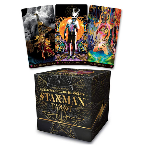 Starman Deluxe Tarot Kit - LIMITED EDITION