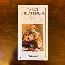 Load image into Gallery viewer, Tarot Philatelique