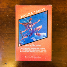 Load image into Gallery viewer, Karma Tarot - First Edition