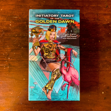 Load image into Gallery viewer, Initiatory Tarot of the Golden Dawn - First Edition