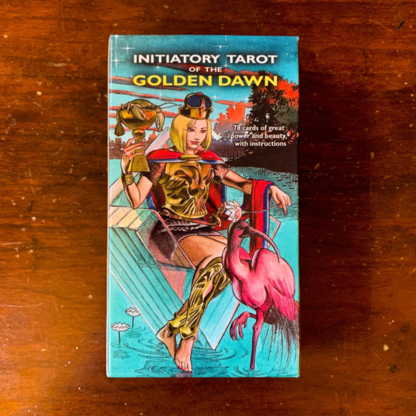 Initiatory Tarot of the Golden Dawn - First Edition