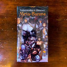 Load image into Gallery viewer, Jodorowsky & Gimenez Meta-Barons Tarot - First Edition