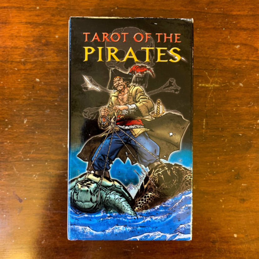 Tarot of the Pirates - First Edition