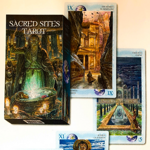 Sacred Sites Tarot