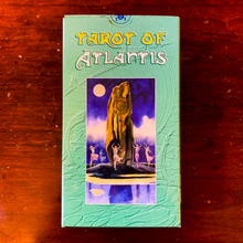 Load image into Gallery viewer, Tarot of Atlantis