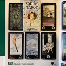 Load image into Gallery viewer, Zodiac Tarot