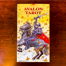 Load image into Gallery viewer, Avalon Tarot - First Edition