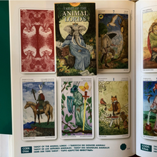 Load image into Gallery viewer, Tarot of the Animal Lords