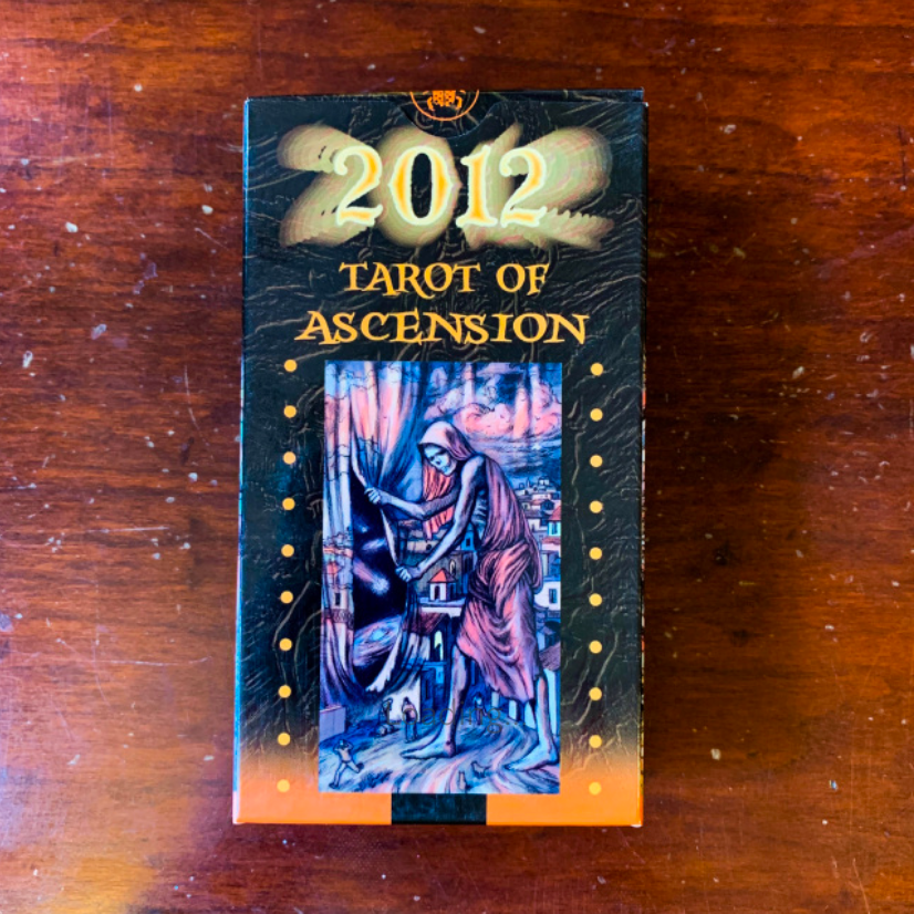 2012 Tarot of Ascension - First Edition