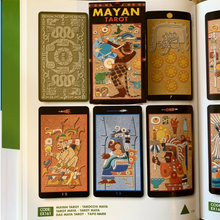 Load image into Gallery viewer, Mayan Tarot