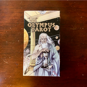 Olympus Tarot - First Edition
