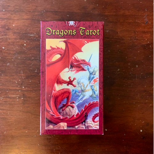 Dragons Tarot - First Edition
