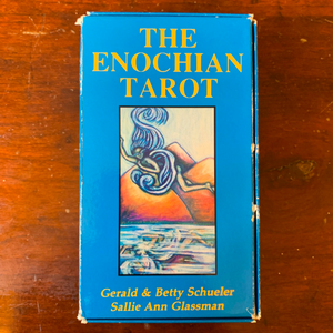 The Enochian Tarot