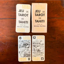 Load image into Gallery viewer, Jeu de Tarot de Tahiti